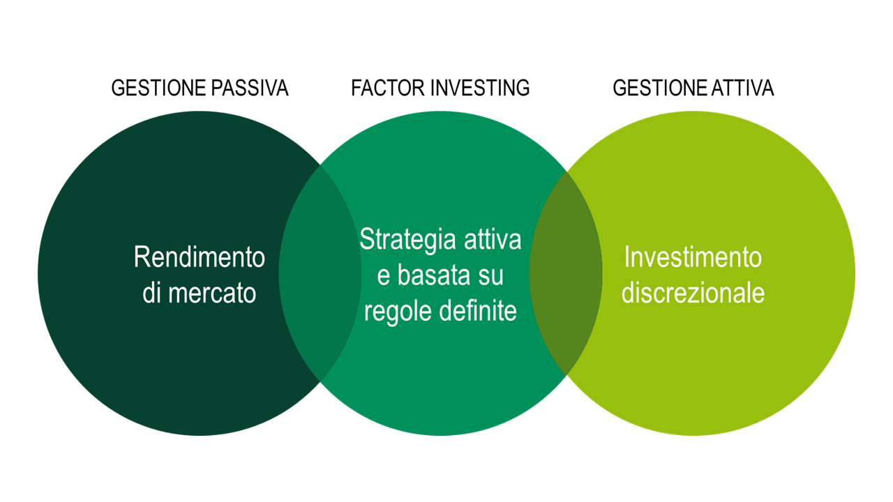 Central role of the investor